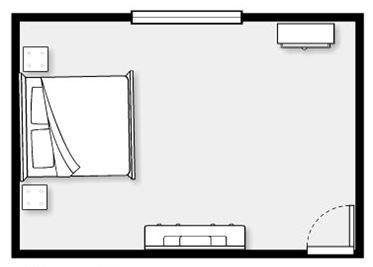 Feng Shui Bedroom Mirror Position